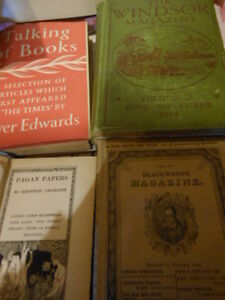 antique and collectable books and compilations London Ontario image 7