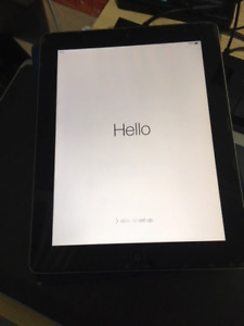 Apple iPad 2 16GB Model A1395 and Cover