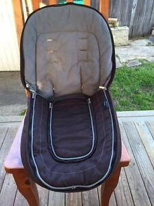 USED - iCandy Peach 2 Fleece Footmuff East Ryde Ryde Area Preview