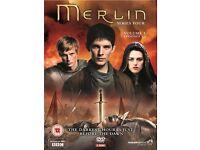 merlin tv show