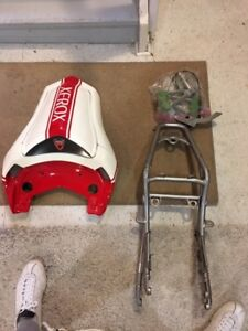 Ducati 999R tail section Kit