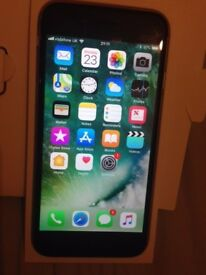 Good Cond. iPhone 6 Plus Silver 64GB on Vodaphone, Lebara, Ownphone, TalkTalk Mobile and Zest4 (M)