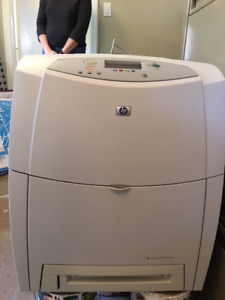HP Color LaserJet Printer 4600dn