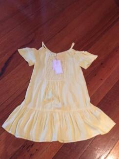 6 NEW GIRLS DRESSES - PUMPKIN PATCH **Sizes 7,8 & 10**