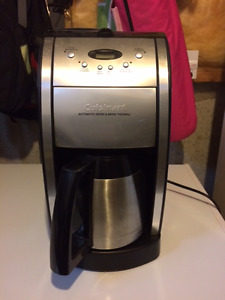 CUISINART GRIND AND BREW THERMAL COFFEE MAKER