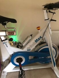 EXERCISE BIKE BRAND NEW STUNNING ONLY £125