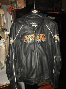For Sale by Auction April 28 in Shaunavon-XL Harley HD Jacket