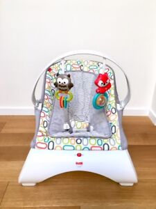 Fisher Price comfort curve bouncer