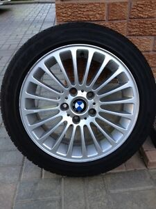 BMW Rims on Brand new Eagle Sport Rubber (17 inch) $900