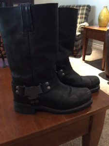 Harley Boots Mens size 9.5