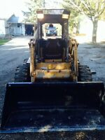 Skid Steer Case 1845C Reduced