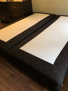 High quality Finnish single beds (European size - 200cmx90cm)