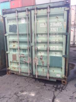 Used Shipping Containers | $1399 + GST Melbourne CBD Melbourne City Preview