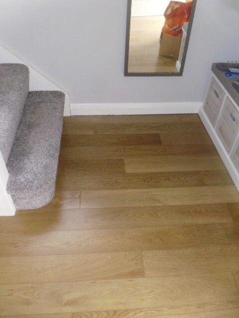 76m Of Wood Flooring In St Albans In Park Street Hertfordshire