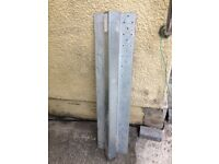 galvanised steel lintel