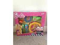 BNIB Barbie Doll Musical Toy Instrument Drum Kit 7Pc Band Children Play Set