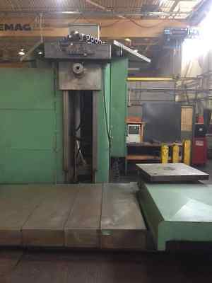 M.s. Machining Systems Inc. Hmc 144 Horizontal Machining Center