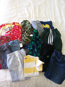 SIZE 3T 4T BOYS LOT