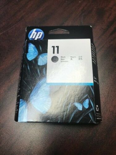 Genuine HP 11  Black Printhead  c4810a  expired