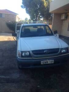 2005 Toyota Hilux Ute Glendalough Stirling Area Preview