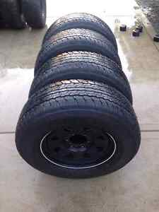 Sunraysia 4x4 Tyres 265/65 R17 North Rothbury Cessnock Area Preview