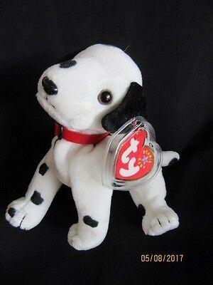4c9fa63b6bc 008421043651 UPC - Ty Beanie Baby Dizzy The Dalmatian (Black Spots ...