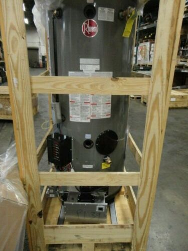 RHEEM-RUUD GNU76-200 Natural Gas Commercial Gas Water Heater 76 gal Lo Nox