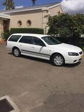 2009 Ford Falcon Wagon GREAT TRAVELLER- Excellent Condition Gladesville Ryde Area Preview