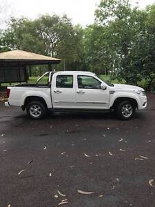 2016 Great Wall Steed 4x4 Turbo Diesel Dual Cab Winnellie Darwin City Preview