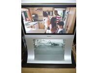 """BARGAIN Panasonic TH42PX60 42"""" HD READY PLASMA TV with matching cabinet stand. SOLD AS SEEN"""