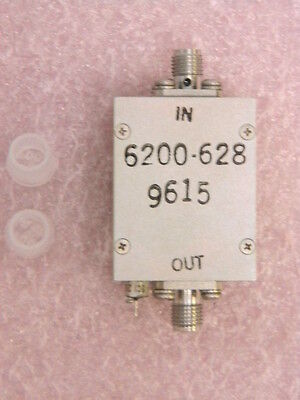 New Watkins-johnson 6200-628 Sma Rf Amplifier 10-500mhz 32dbm Gain