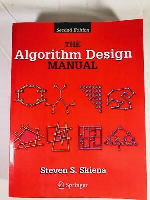 The Algorithm Design Manual by Steven S. Skiena (2010, Paperback) Free (The Algorithm Design Manual By Steven Skiena)