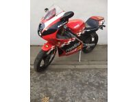 Derbi GPR 50 Race Rep 2004