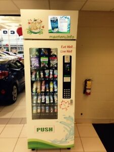 Max Healthy Vending Machines