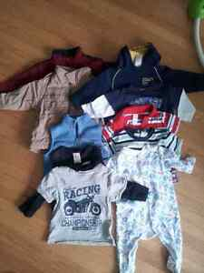 Boys 6-12 month clothes lot