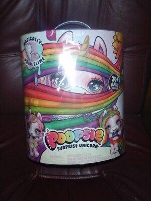 Poopsie Magical Surprise Unicorn Poops Slime Sealed  NEW SEALED HTF ITEM (Unicorn Items)