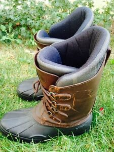 Warm Baffin Island Winter Boots