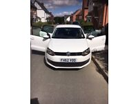 VW Polo 1.4 Match-White. Excellent car. One carfull lady owner from new. Low Millage
