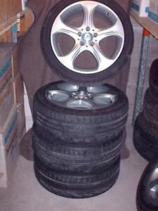 "MERCEDES ""C-class"" (W205) 18"" WINTER SET"