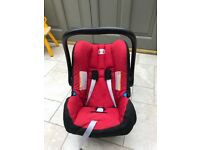 Britax Romer baby car seat - very lightly used