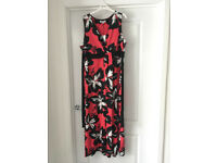 Debenhams petite maxi dress - size 18