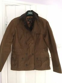 Barbour Ladies Jacket. As New size 16