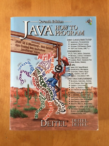 Java How to program and Absolute Java