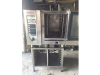 6 GRID 3 PHASE ELECTRIC RATIONAL OVEN RESTAURANT PIRI PIRI BAKERY COMMERCIAL CATERING EQUIPMENT