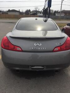 2008 Infiniti G37 Coupe (2 door)