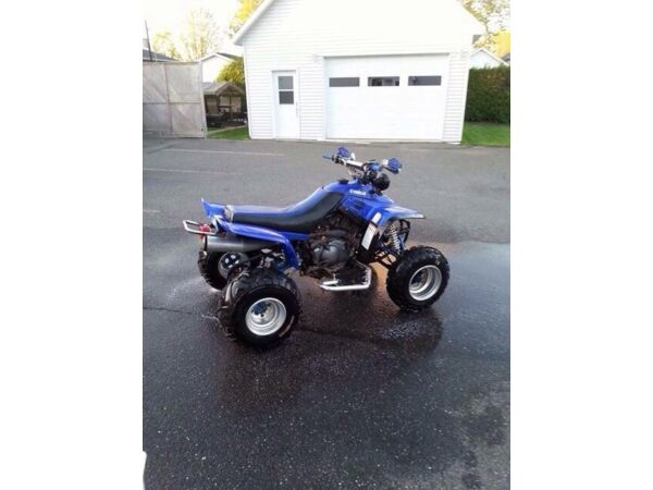 Used 2000 Yamaha warrior 350cc