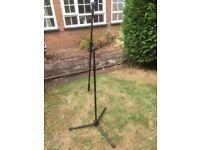 6 Mic stands