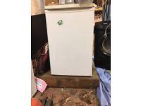 Small under counter fridge