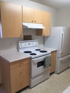 Bright & Sunny Top Floor 2 bed! In-Suite Laundry!