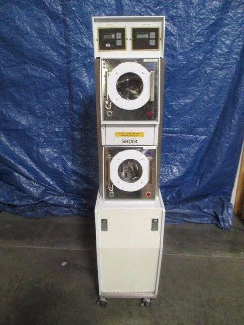 """Semitool, 1-Phase, SRD, Spinner Rinser Dryer, 4"""", 416296"""